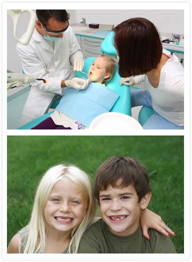 Especialidades: Odontopediatría